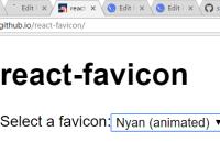 Control The Favicon In React App