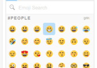 Facebook Like Emoji Picker For React