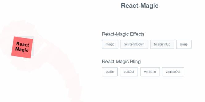 react-magic