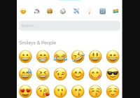 React Native Emoji Selector