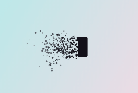 Bursting Particle Effect Buttons For React-min