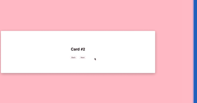 Page Transition Component Built For Hooks