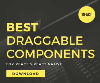 10 Best Drag And Drop Components For React & React Native