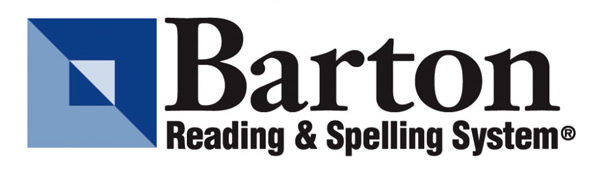 Shows the logo for the the Barton Reading & Spelling System.