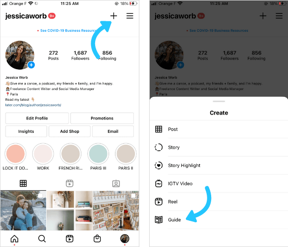 https://later.com/blog/wp-content/uploads/2020/11/How-to-create-an-instagram-guide-2.png