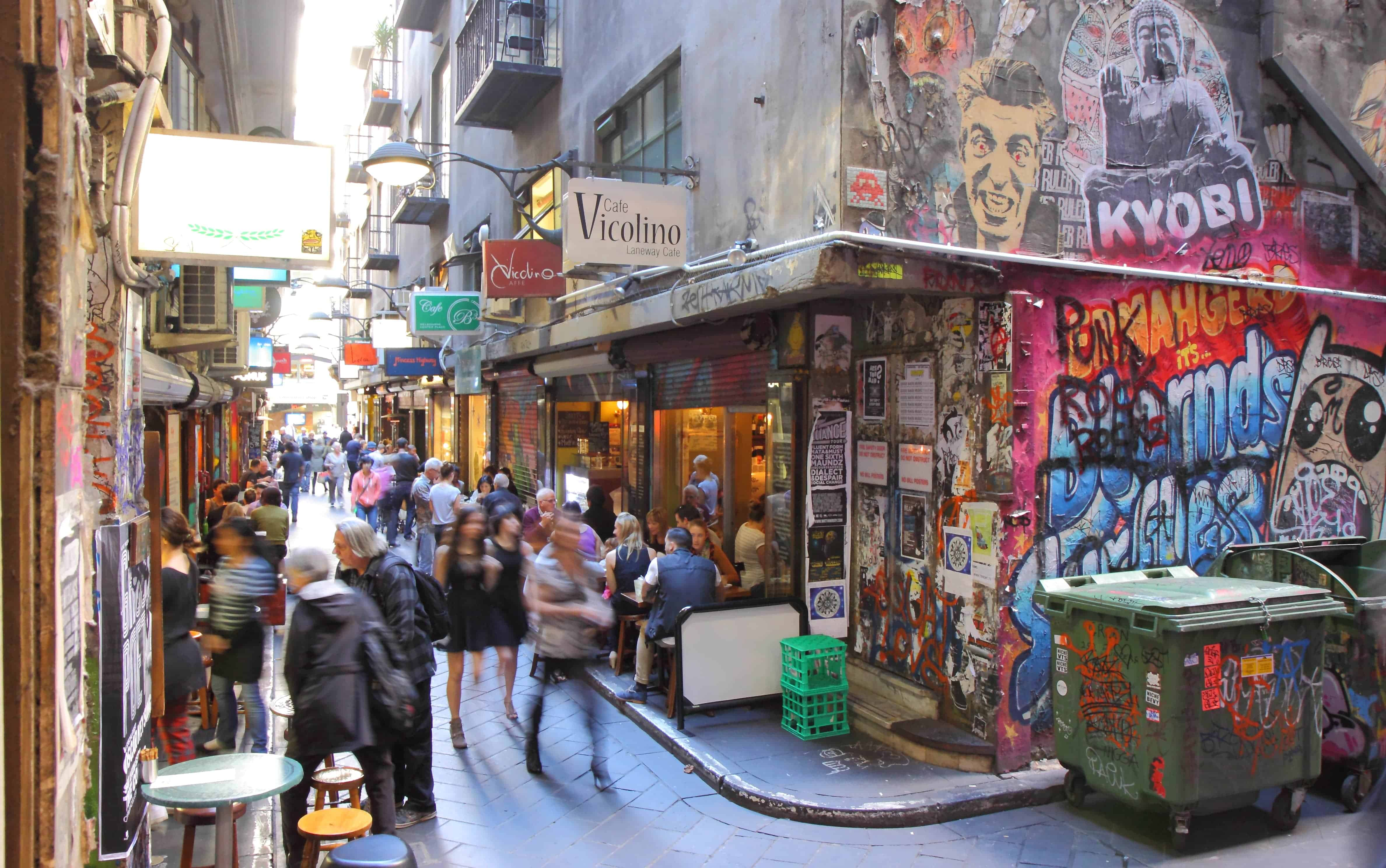 Melbourne | The Incredibly Flavourful City