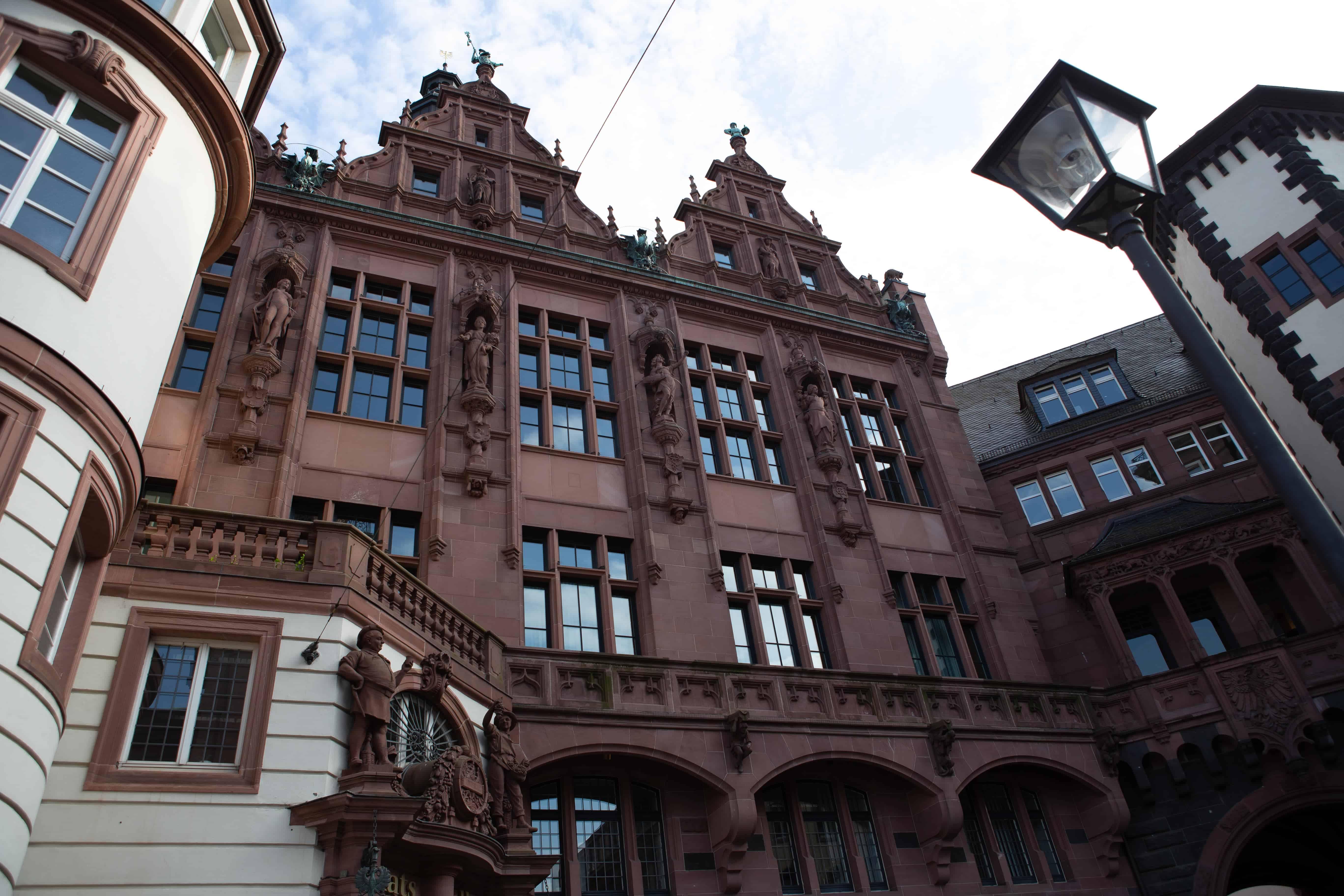 Frankfurt | Combination of regional cuisines