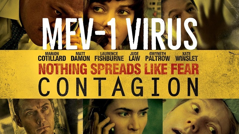 Contagion Virus Corona