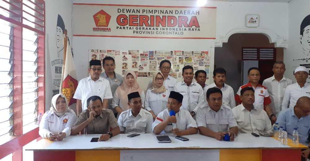 Prabowo Subianto Ketua Umum Gerindra