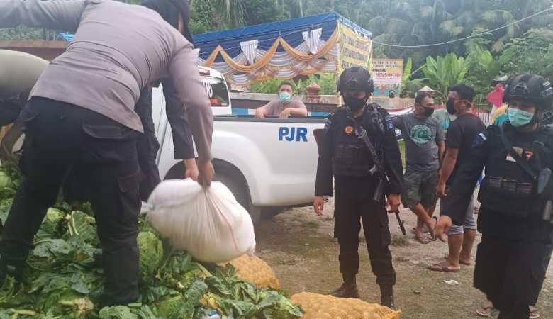 Miras Terciduk Perbatasan Gorontalo