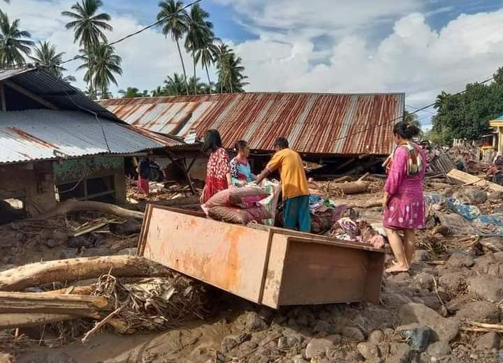 Banjir Bandang Bone Bolango