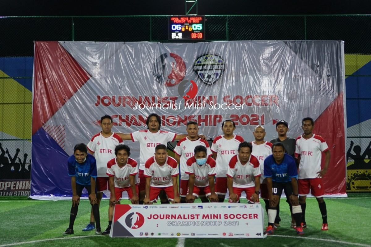 Journalist Mini Soccer Championship