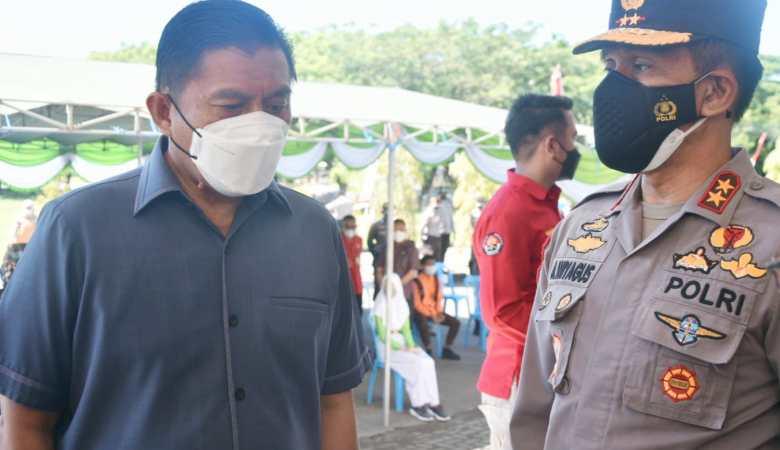 Vaksinasi Gorontalo Utara