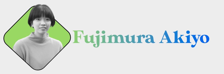 Fujimura Akiyo Header