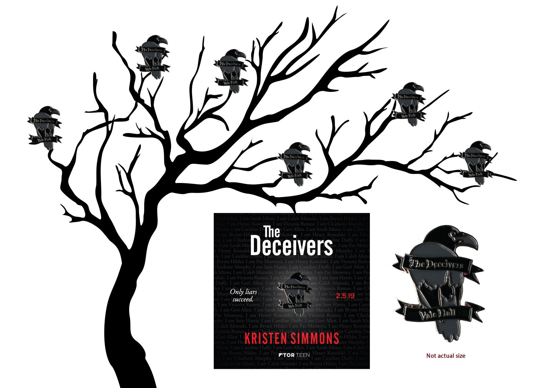 Deceivers Promo