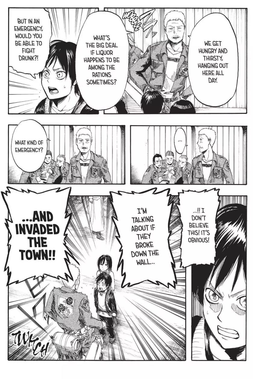 Attack on Titan Chapter 1 Online Free Manga Read Image 21