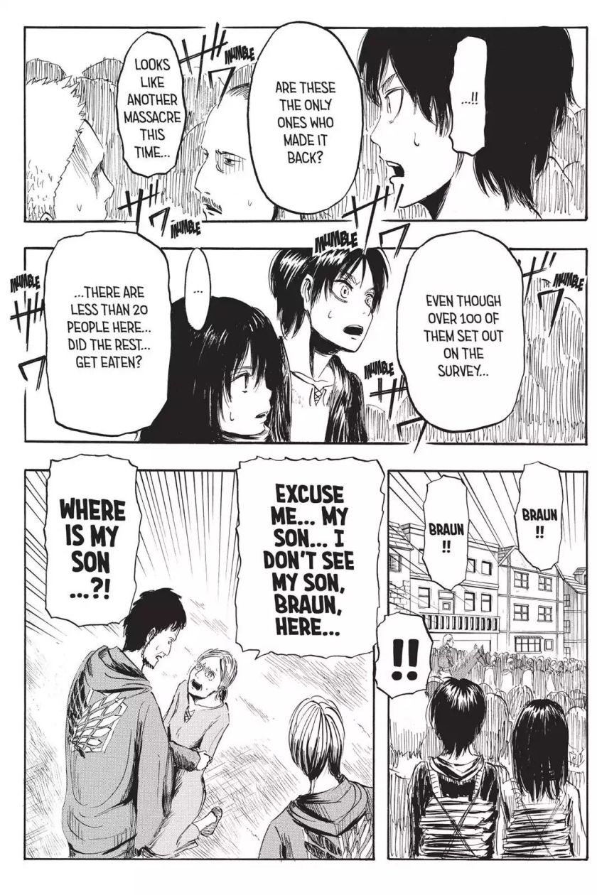 Attack on Titan Chapter 1 Online Free Manga Read Image 29