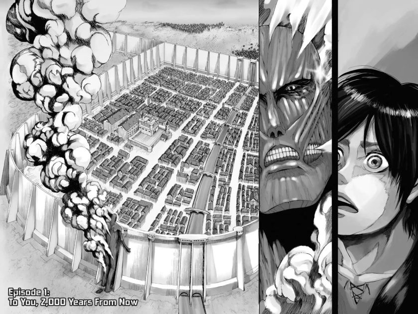 Attack on Titan Chapter 1 Online Free Manga Read Image 4