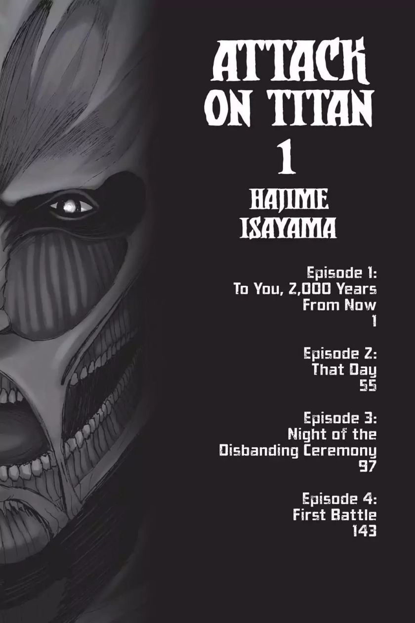 Attack on Titan Chapter 1 Online Free Manga Read Image 5