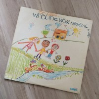 """Vinyl: Tom Clay """"What The World Needs Now Is Love"""""""