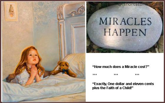 miracle happens image
