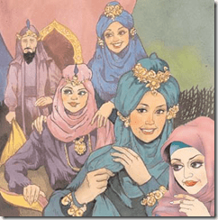 merchant with four wives