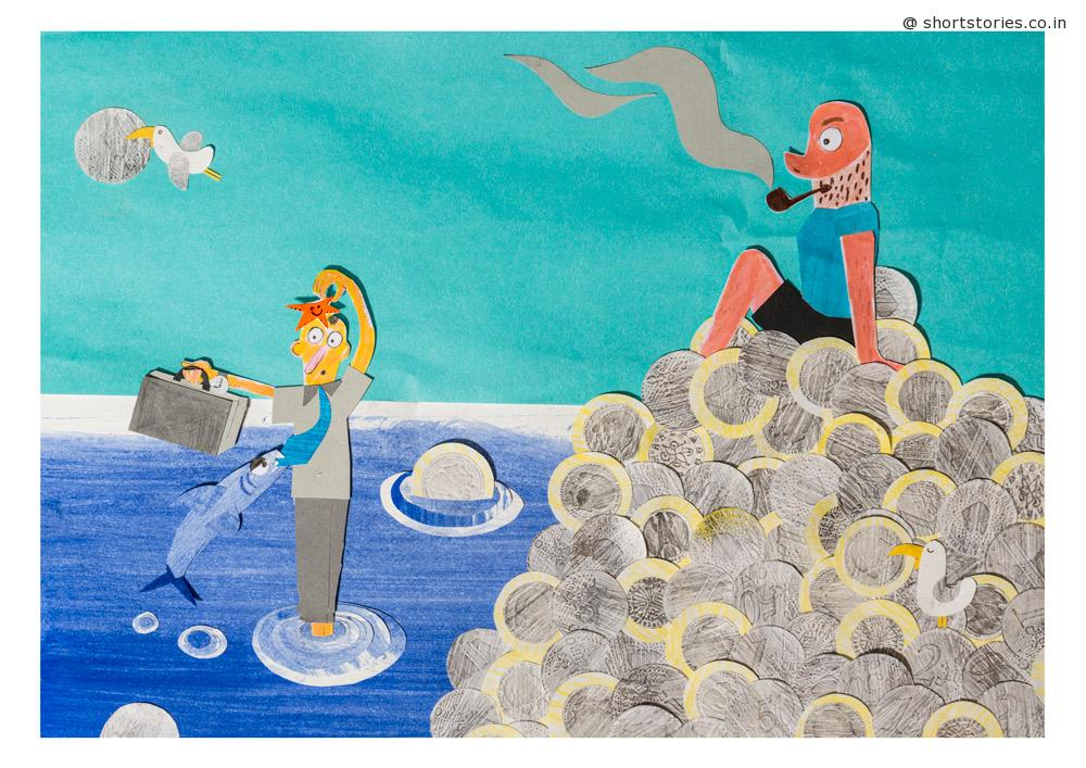 the fisherman story image