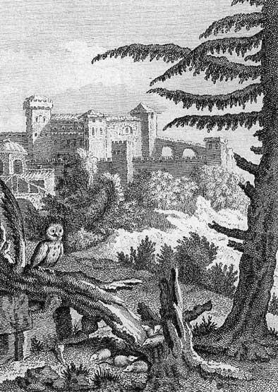 Jean de La Fontaine Fables - Book 11 - Fable 9