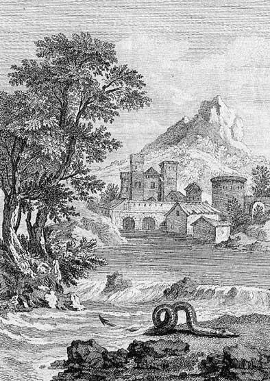 Jean de La Fontaine Fables - Book 7 - Fable 17