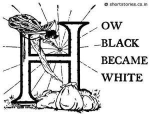 How Black Became White