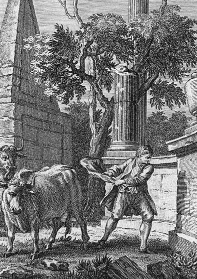 Jean de La Fontaine Fables - Book 10 - Fable 2