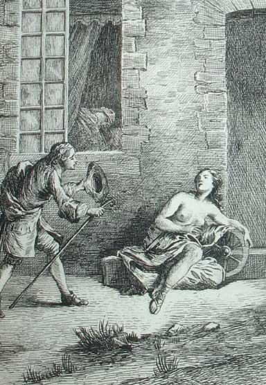 Jean de La Fontaine Fables - Book 7 - Fable 12