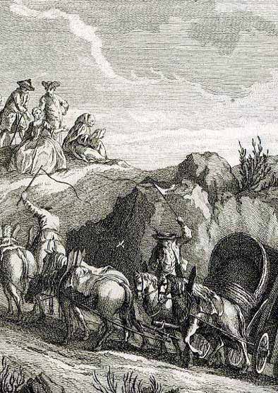 Jean de La Fontaine Fables - Book 7 - Fable 9
