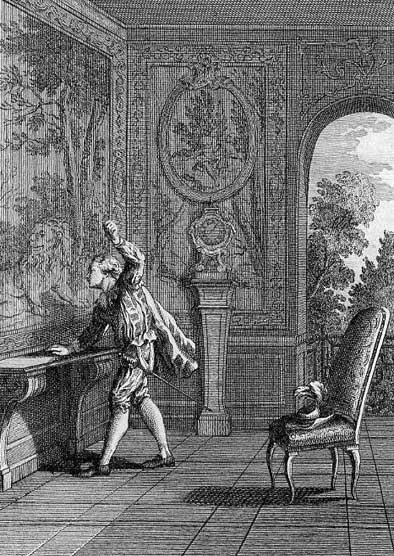 Jean de La Fontaine Fables - Book 8 - Fable 16