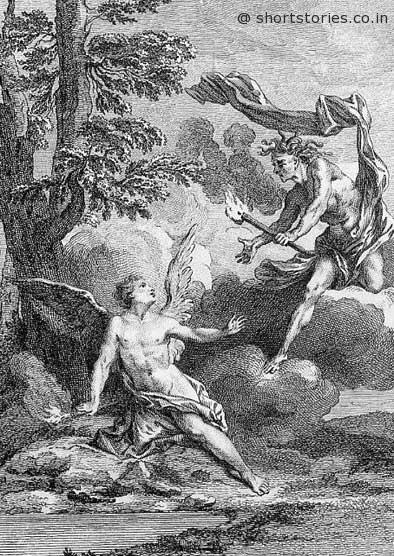 discord - jean de la fontaine fables - book 6 - shortstoriescoin - image