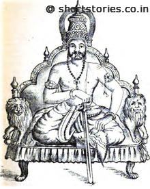 Emperor Yayati