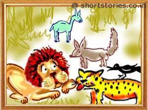 camel-jackal-crow-panchatantra-tales-shortstoriescoin-image1