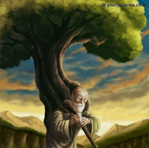 old_man_with_a_tree
