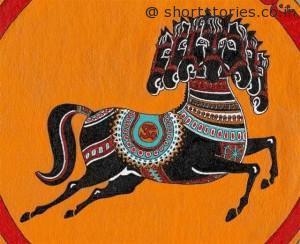 ucchaishrava-seve-headed-horse-fourth-item-from-samundra-manthan
