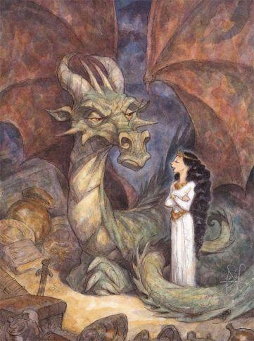 50a8f4e73d82f486d844de505b2a3f84-dragon-illustration-here-be-dragons