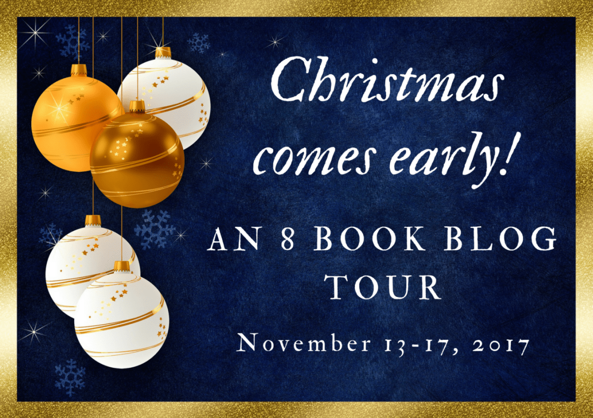 Christmas Collection Blog Tour Day 5