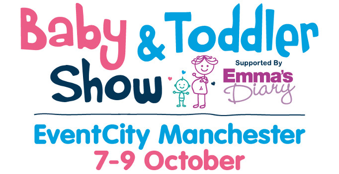 Preview and Giveaway: The Baby & Toddler Show, EventCity 7-9th Oct