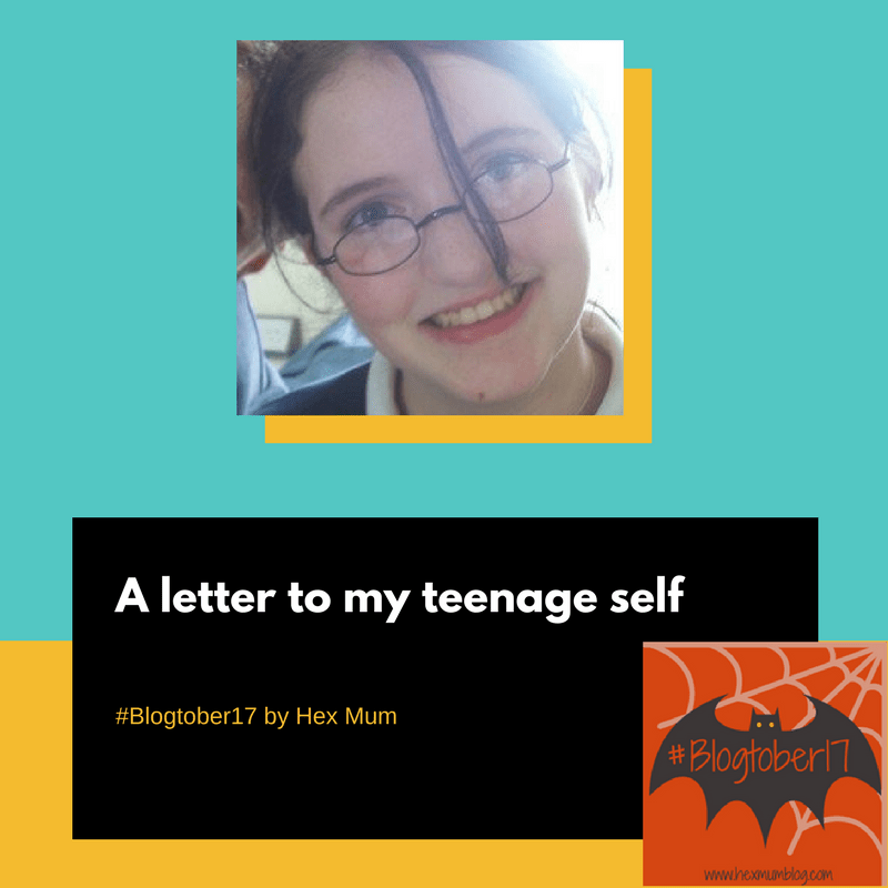 Me at 15 - a letter to my teenage self