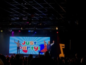 Justin Fletcher live at Butlin's Just For Tots in Minehead