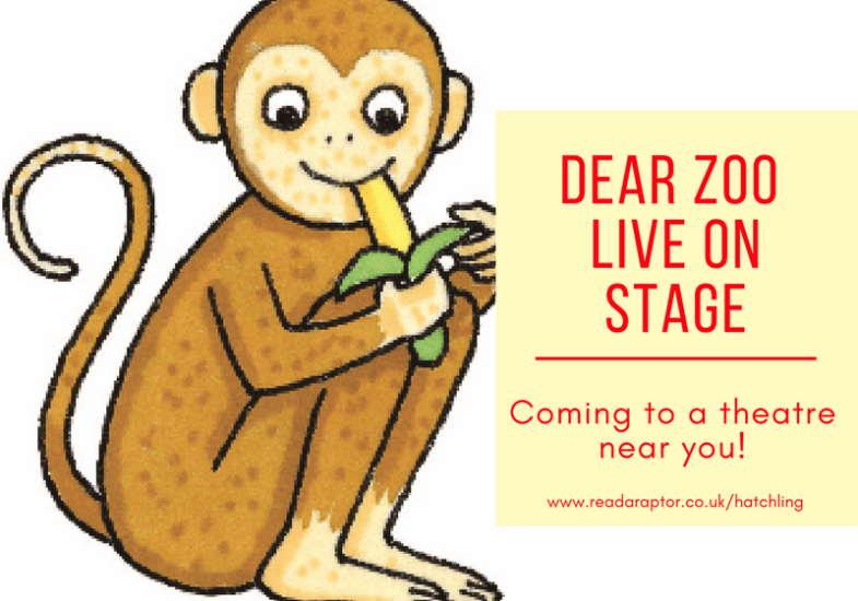 Dear Zoo Live – Coming to a stage near you!