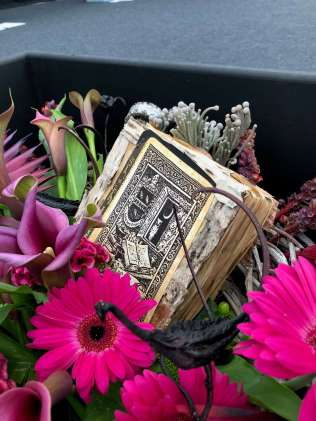 Mindblowing book of spells on display at Southport Flower Show