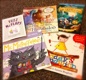 March picture books