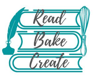 Read! Bake! Create! Logo