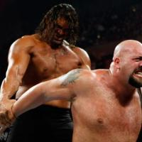 Giant Heat: real fight between  the Big Show & Khali
