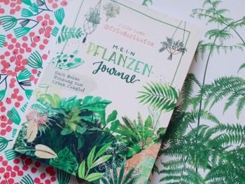 Permalink zu:Mein Pflanzen Journal von Julia Ruda [REZENSION]